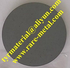 Molybdenum sulfide MoS2 sputtering target use in thin film coating CAS 1317-33-5
