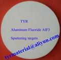 氟化鋁AlF3濺射靶材 1