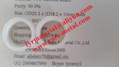 Yttrium Fluoride YF3 sputtering targets CAS 13709-49-4