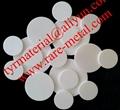 Yttria-stabilized zirconia Y2O3-ZrO2 YSZ