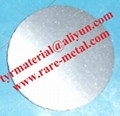 Cadmium Telluride CdTe sputtering targets use in thin film coating CAS 1306-25-8