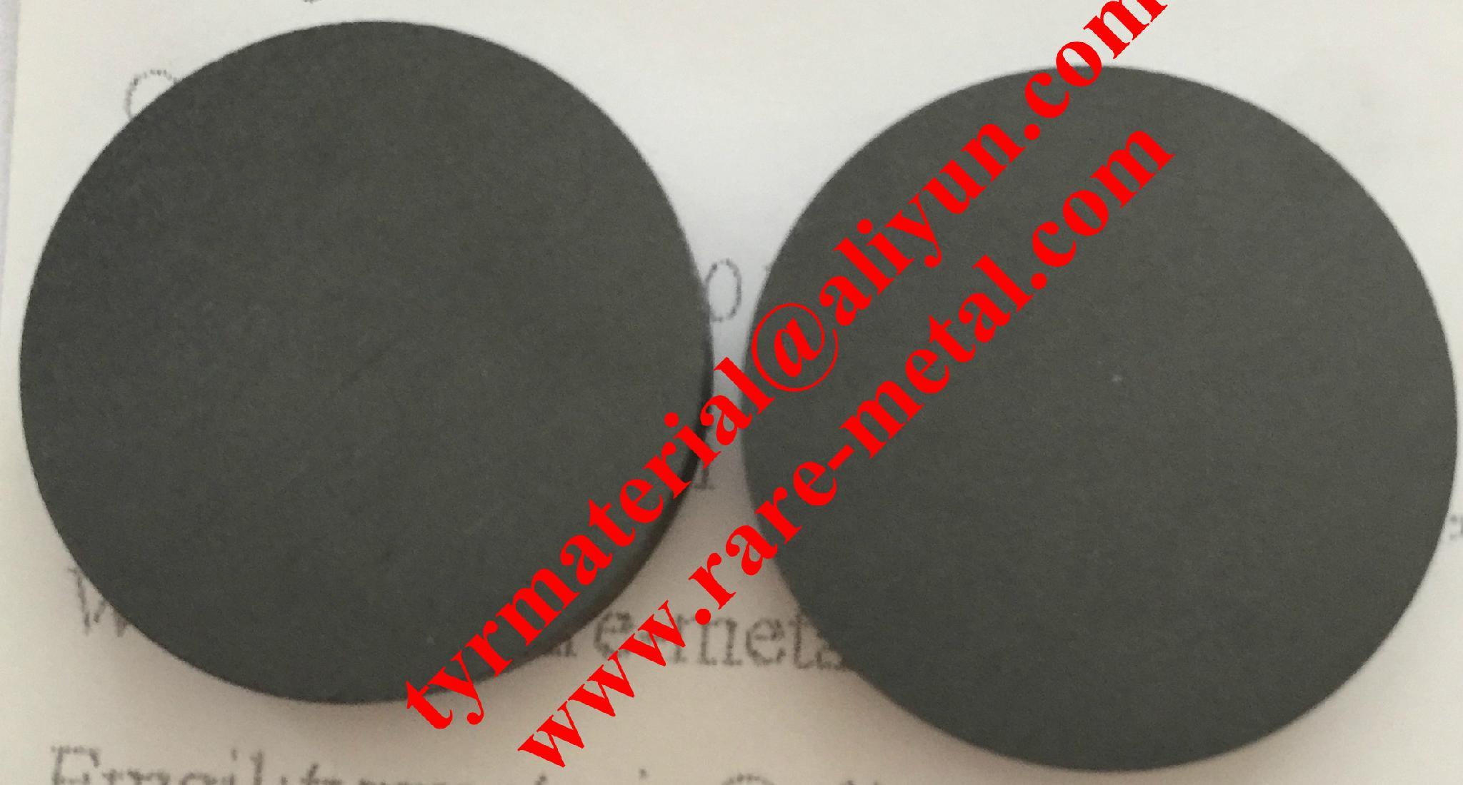 硒化鎘 CdSe,濺射靶材,粉,蒸發鍍膜材料 2