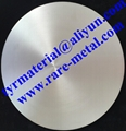 Neodymium Aluminum Al-Nd alloy sputtering targets
