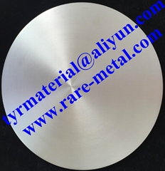 Neodymium Aluminum Al-Nd alloy sputtering targets  (Hot Product - 1*)