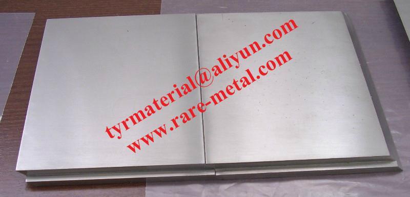 Yttrium metal targets