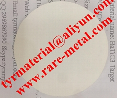 钛酸钡BaTiO3溅射靶材