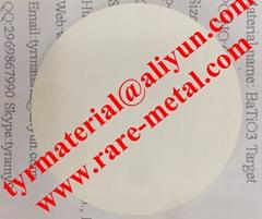 Barium titanate BaTiO3 sputtering target CAS:12047-27-7