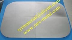 Ytterbium Yb metal sputtering targets CAS 7440-64-4