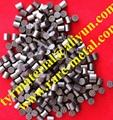 tungsten W metal pellets
