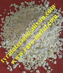 Molybdenum trioxide MoO3 granules use in thin film coating CAS 1313-27-5