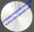 Palladium Copper Pd-Cu alloy sputtering targets