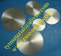Dysprosium Dy metal sputtering targets