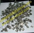 Scandium Sc metal granules use in evaporation or thin film coating CAS 7440-20-2