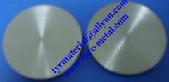 Terbium Tb metal sputtering targets CAS 7440-27-9