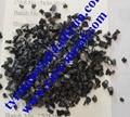 Lanthanum La metal pieces use in