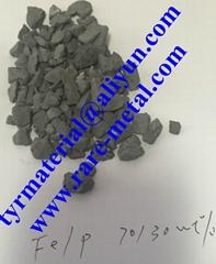 Iron phosphide Fe3P, FeP granules CAS 12023-53-9