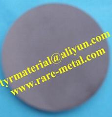 Gadolinium boride (GdB6) ceramic targets