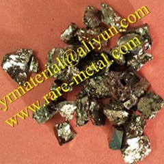 Tin Telluride SnTe granules use in thermoelectric generator CAS  120404-02-7