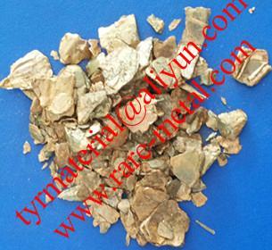 Tin(IV) sulfide SnS2 granules