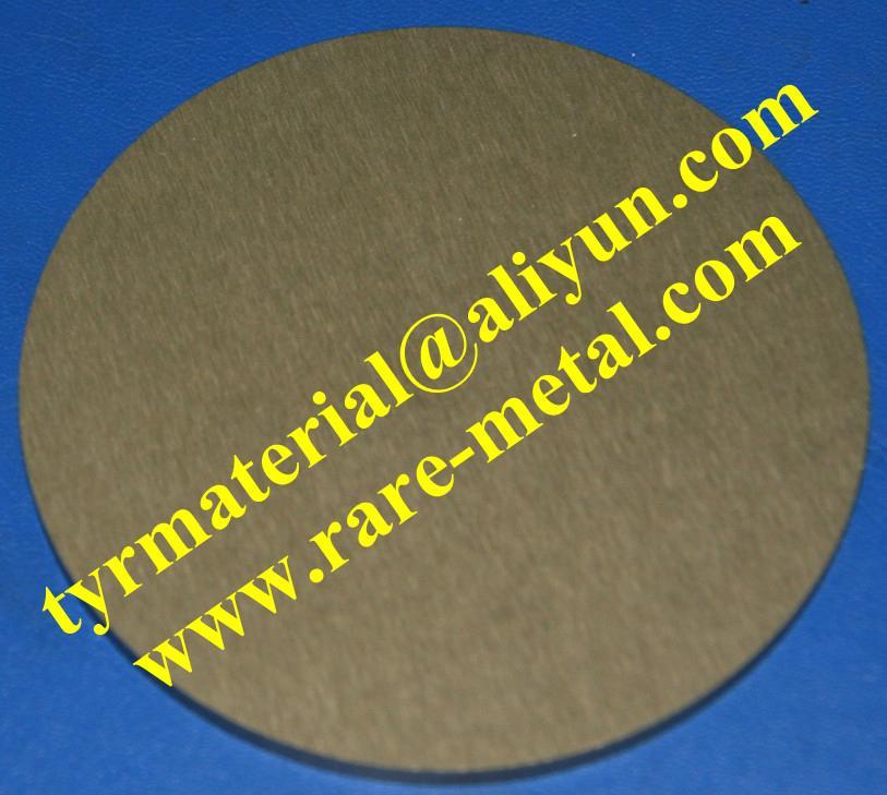 一氧化鈦TiO濺射靶材,蒸發鍍膜材料 1