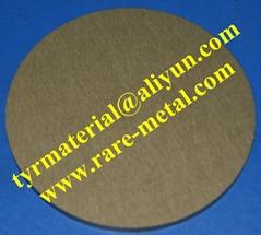 TitaniummonoxideTiOsputtering targets use in RF sputtering CAS 12137-20-1