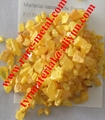 CVD Zinc Selenide ZnSe crystal granules use in optical coating