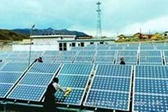 长春太阳能发电