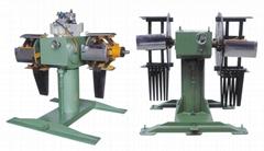 無動力雙頭材料架/材料架/沖床材料架