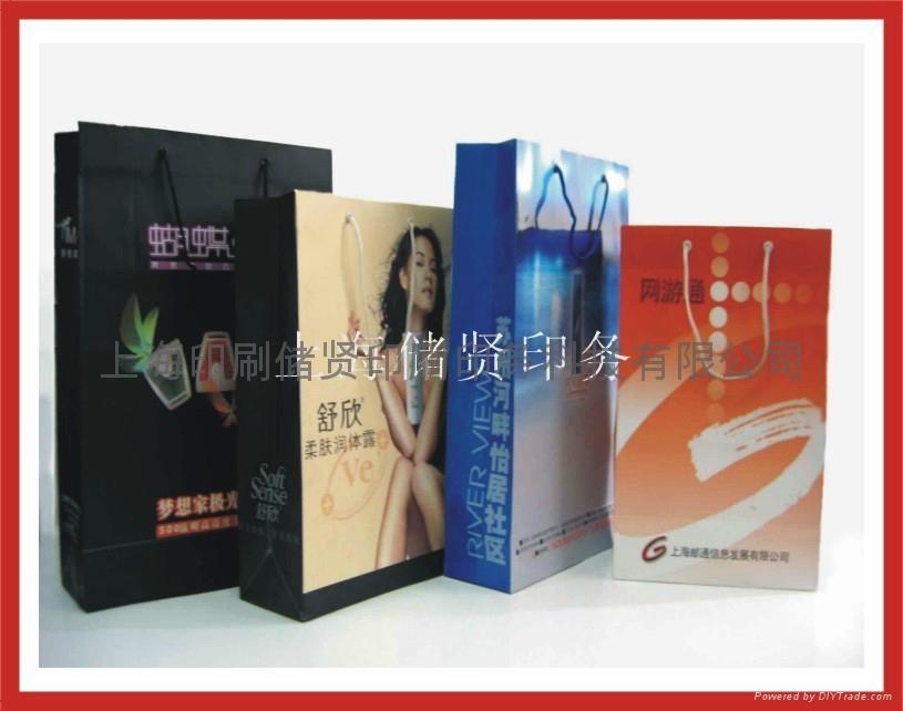 上海手提袋印刷纸袋印刷包袋印刷 2