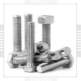 Super Duplex UNS S32760 Bolts Nuts & Washers 1