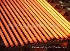 UNS C71500 70-30 Copper-Nickel Rods & Bars