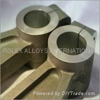 SEW 410 Corrosion Resistant Steel Casting