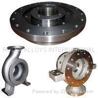 Corrosion Resistant & Heat Resistant Steel Alloys