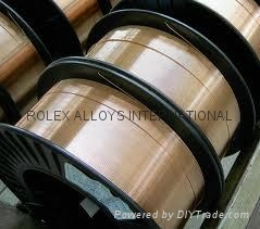 Solid Wires for MIG / MAG Welding