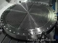 Copper Nickel 70/30 Tube Sheet & Heat Exchanger Plate