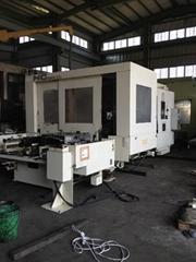 CNC卧式综合加工机HITAC