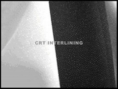 有紡平紋襯布