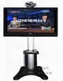 Video Conferencing Universal TV Cart