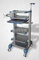 Medical little cart - medical trolley, instrument trolley 1