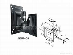 GSM-05 Liquid-crystal display wall