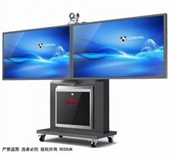 视频会议推车-宝利通华为中兴科达索尼摄像头专用