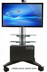 液晶電視視頻會議推車-寶利通華為中興科達索尼攝像頭專用