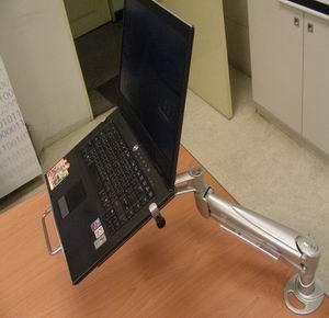 笔记本桌面支架