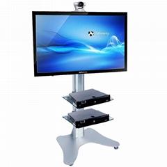 SUN-T-M 会议室电视移动支架 电视挂架