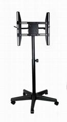 LP7900  Mobile TV stand for Karaoke