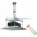 竹节式 投影仪遥控电动升降