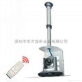 竹节式 摄像头遥控电动升降吊架