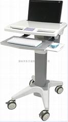 醫療顯示器車