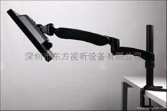 液晶显示器支架旋转升降伸缩架可承重3-8KG