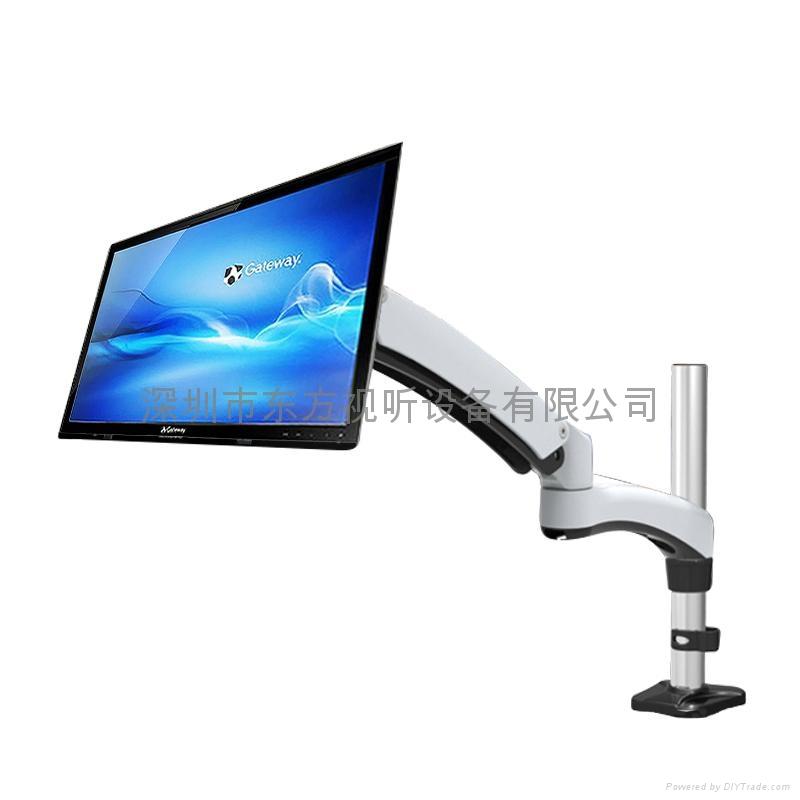 液晶電腦顯示器伸縮旋轉支架 14-24寸 1